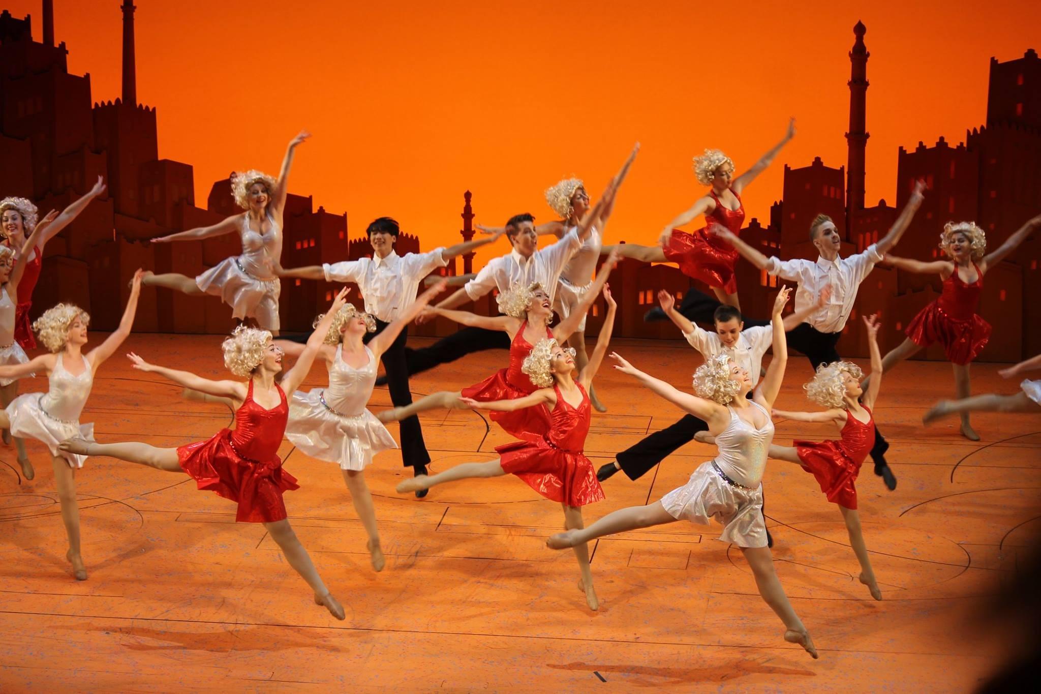 Broadway Bound! NYC Summer Intensive